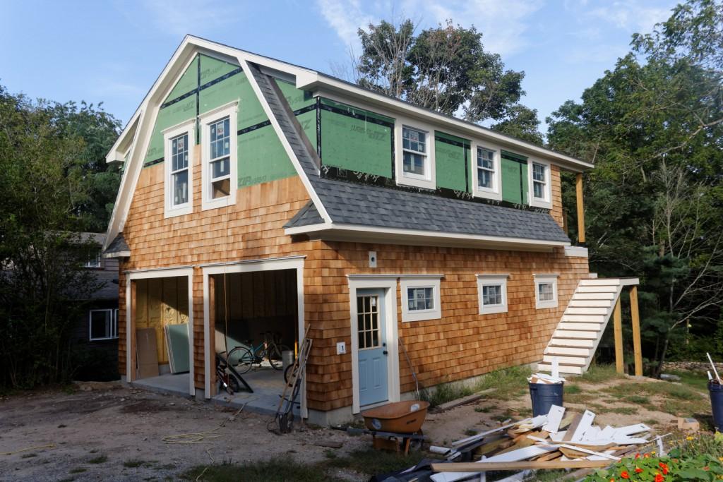 Garage Accessory Apartment Progress Tfgs