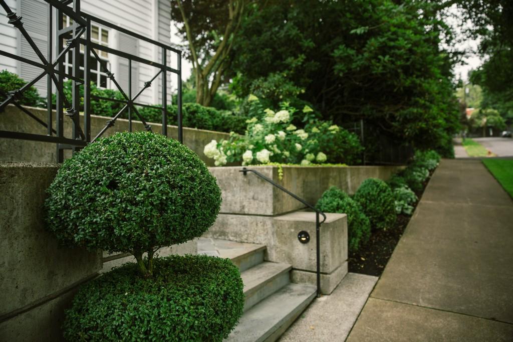 Neoclassical Landscape Architecture | Beatiful Landscape