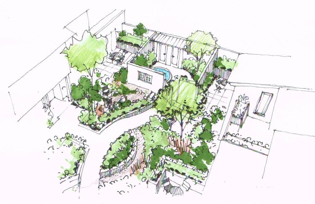 Ankeny Cohousing The Figure Ground Studio Architecture