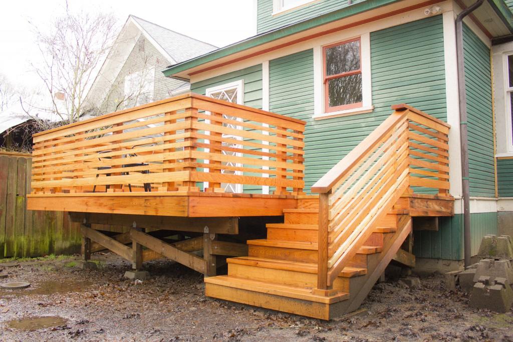 Image Result For Basic Deck Building