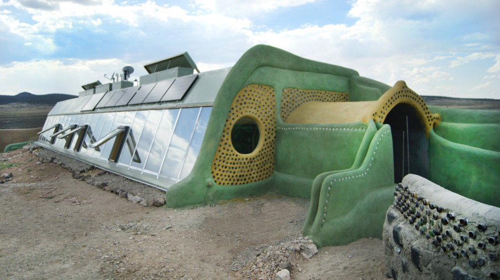 global earthship